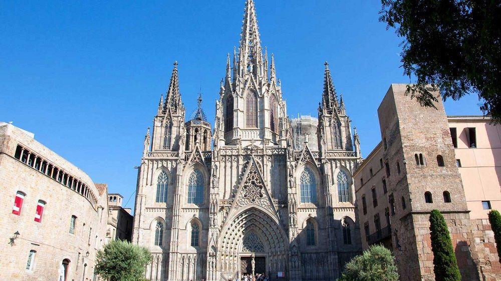 فروش آنلاین بلیط اسپانیا - کلیسای جامع اسپانیا Cathedral of Spain