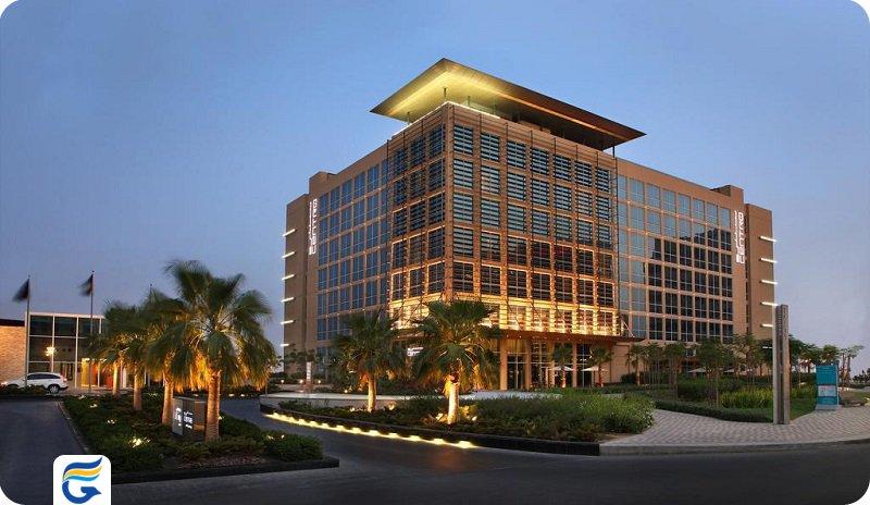 هتل سنترو جزیره یاس ابوظبی Centro Yas Island- ارزانترین هتل های ابوظبی