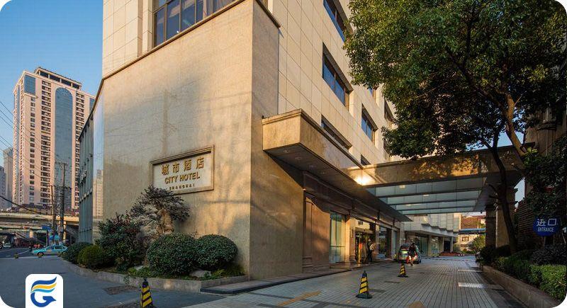 قیمت هتلی های 4 ستاره شانگهای