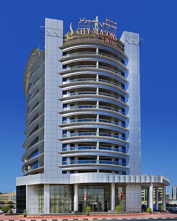 هتل سیتی سیزنس دبی City Seasons Hotel- رزرو آنلاین هتل های دبی ارزان