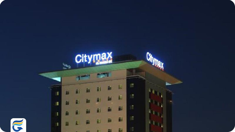 هتل سیتی مکس شارجه Citymax Sharjah hotel- هاستل های شارجه - سوئیت ارزان در شارجه