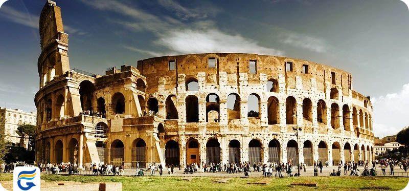 خرید بلیط ارزان ایتالیا