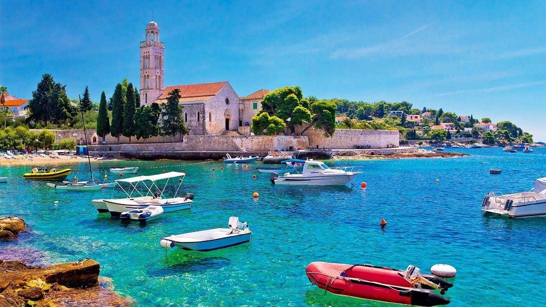 ساحل دالماسی کرواسی Dalmatioan Coast - هزینه پروازهای کرواسی