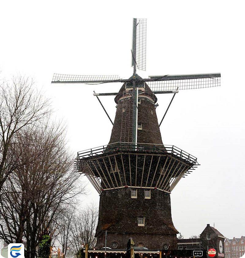 اطلاععات پروازهای هلند