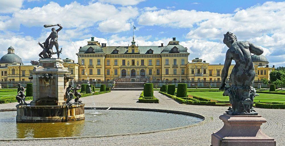کاخ درتینگولم سوئد Drottningholm Palace - فروش بلیط سوئد با ارزانترین قیمت