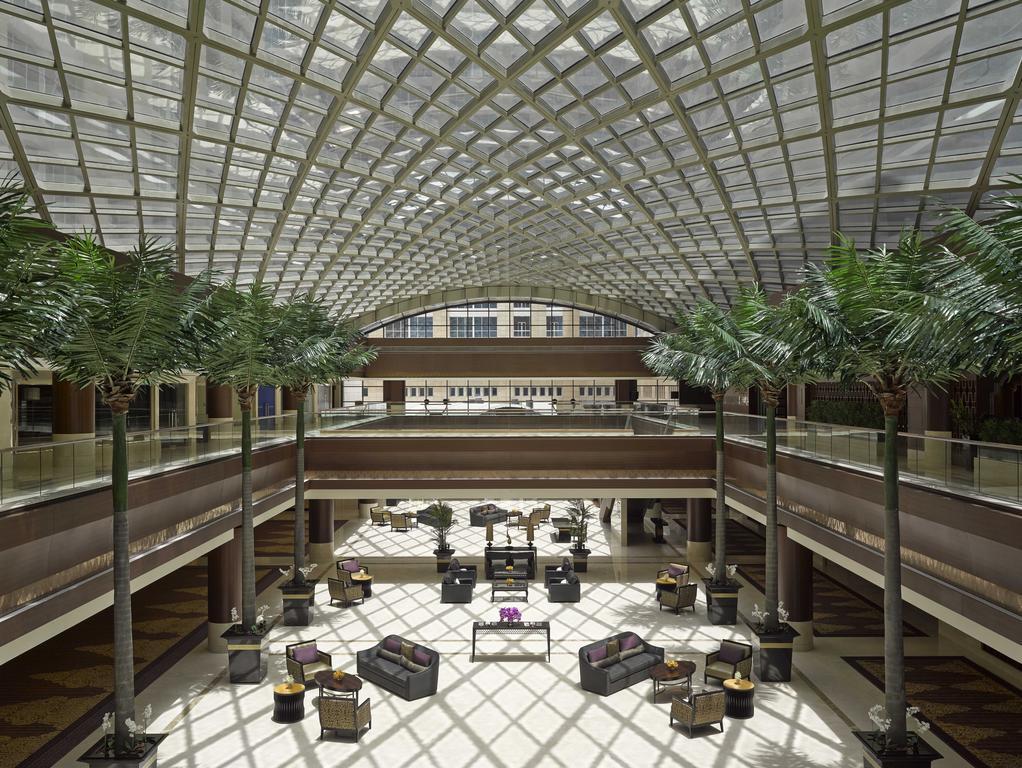 دوسیت تانی ابوظبی Dusit Thani Abu Dhabi- هتل نزدیک سفارت آمریکا در ابوظبی