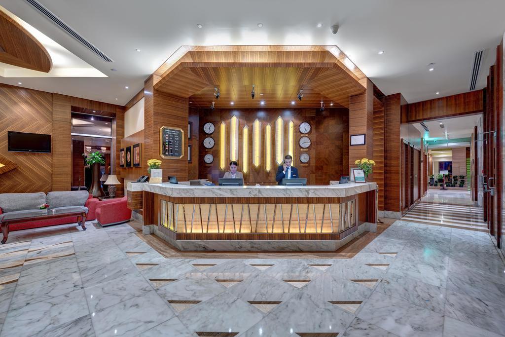 هتل گرند امارات دوبی Emirates Grand Hotel- کمترین قیمت هتل در دبی
