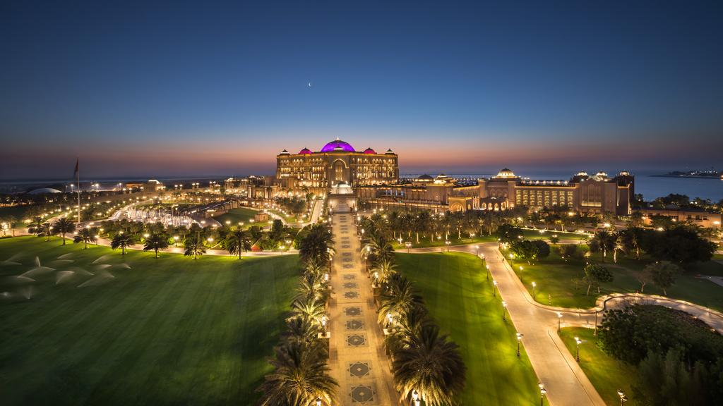 هتل امارات پالاس ابوظبی Emirates Palace Hotel- هتل در ابوظی نزدیک سفارت کانادا