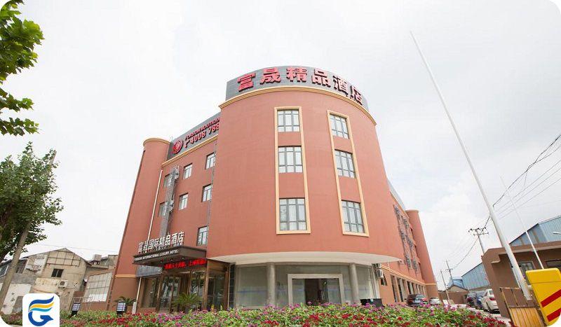 بهترین و ارزانترین هتل های شانگهای