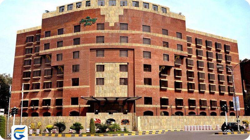 هتل فور پوینت بای شرایتون لاهور - گارانتی هتل های لاهور در قاره پیما