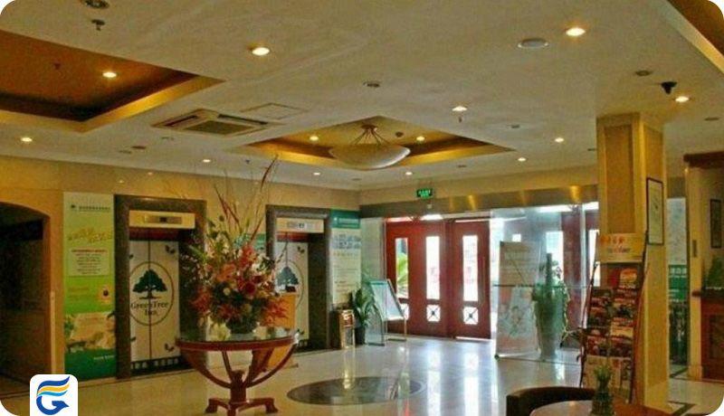 قیمت هتل های شانگهای
