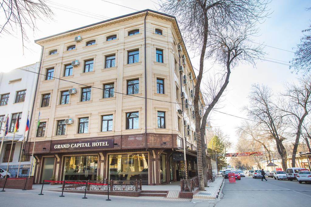هتل گرند کپتال تاشکند ازبکستان - لیست قیمت هتل های تاشکند