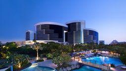 هتل گرند هایت دبی امارات