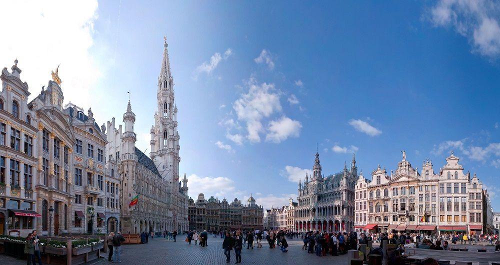 گرند پلیس بلژیک Grand Place - ارزانترین نرخ بلیط بلژیک