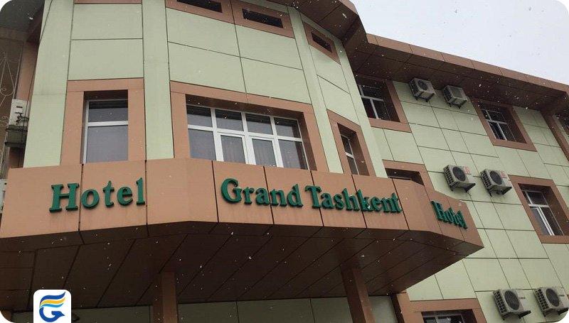 هتل گرند تاشکند - رزرو هتل رایگان در ازبکستان برای سفارت و ویزا
