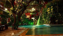 هتل گرین گاردن بالی اندونزی