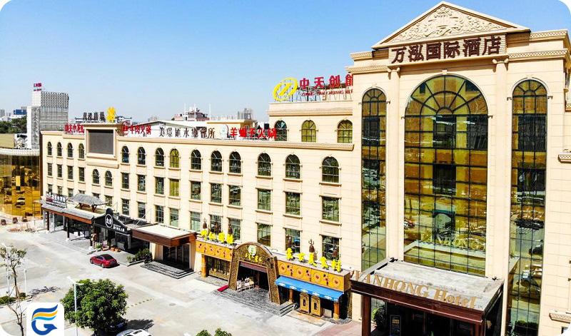ارزانترین هتل 4 ستاره گوانجو