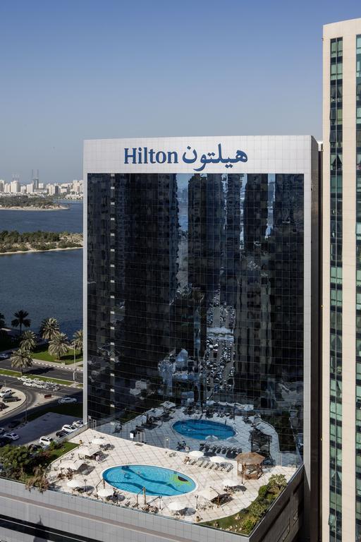 هتل هیلتون شارجه Hilton Sharjah Hotel- اجازه آپارتمان در شارجه