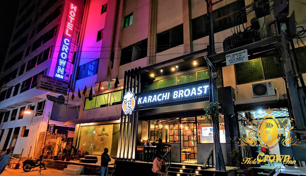 هتل کرون آی ان ان کراچی - لیست قیمت هتل های ارزان کراچی