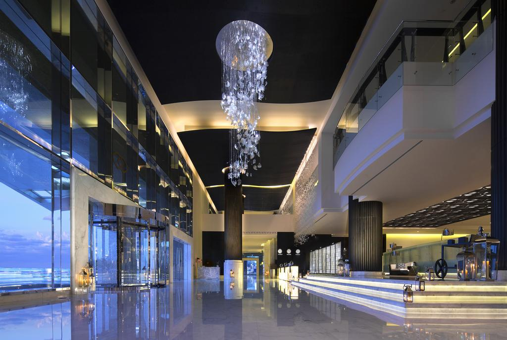 هتل سوفی تل کورنیچ ابو ظبی Hotel Sofitel Abu Dhabi Corniche- خرید اینترنتی هتل های 5 ستاره ابوظبی