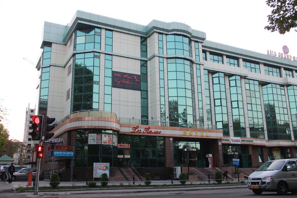 هتل تاج پالاس تاجیکستان - هتل های ارزان تاجیکستان