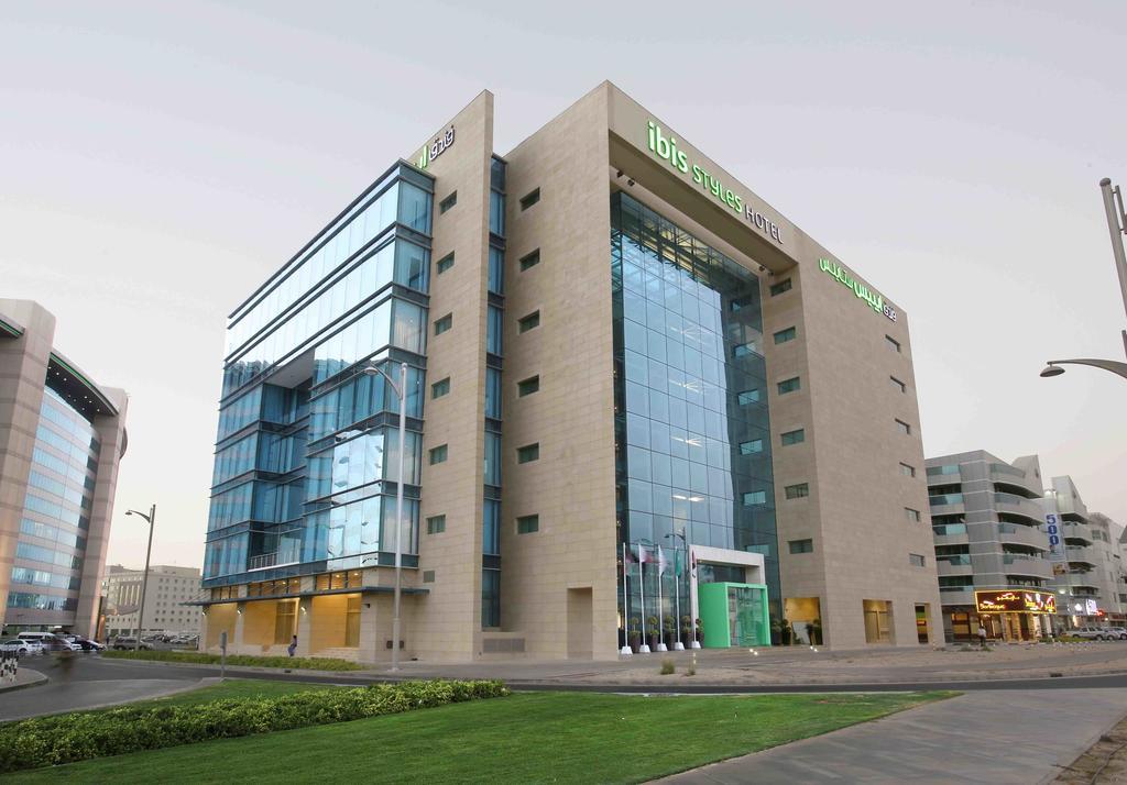 هتل ایبیز استایل دبی Ibis Styles Dubai- رزرو هتل در دبی