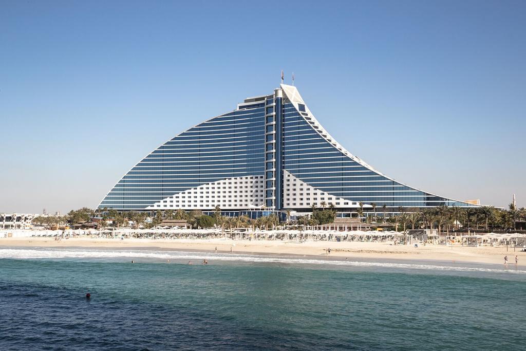 هتل جمیرا بیچ دبی Jumeirah Beach Hotel- رزرو اینترنتی و خرید آنلاین هتل در دبی