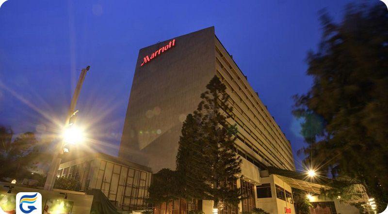 هتل ماریوت کراچی - هتل با استخر و باشگاه در کراچی