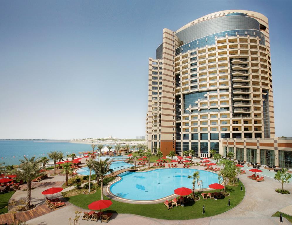 خلیدیا پلس رایهان بای روتانا Khalidiya Palace Rayhaan by Rotana- هزینه هر شب اقامت در ابوظبی - کنسل کردن هتل های ابوظبی
