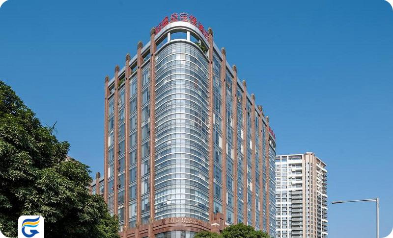 خرید اینترنتی هتل های گوانجو