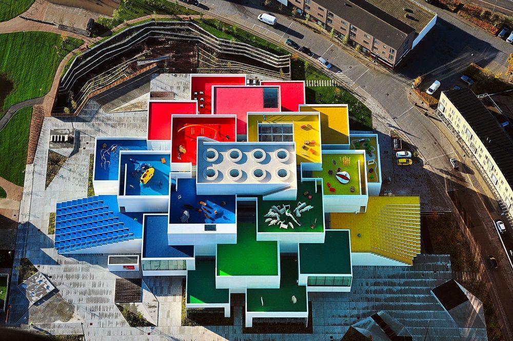 خانه لگو دانمارک LEGO House - بهترین قیمت بلیط دانمارک