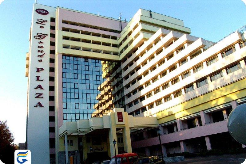 هتل لگراند پلازا تاشکند - گارانتی هتل های تاشکند ازبکستان