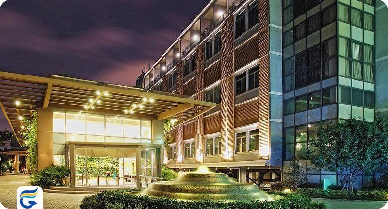 رزرو هتل در شانگهای برای سفارت