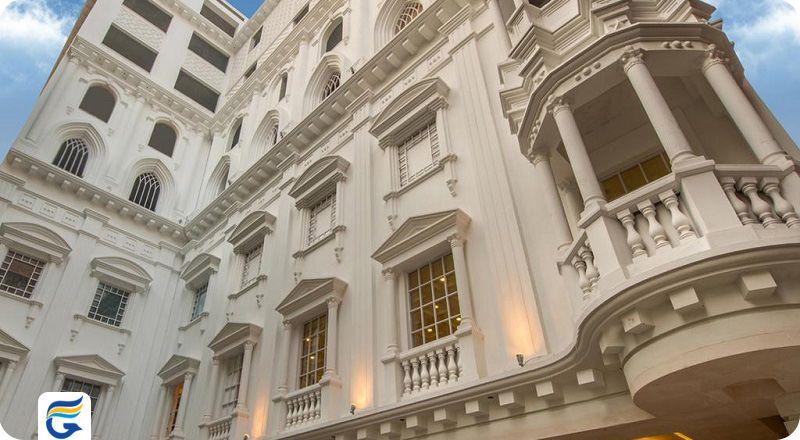 هتل گرند لکسوز لاهور - بهترین هتل های مرکز شهر لاهور پاکستان