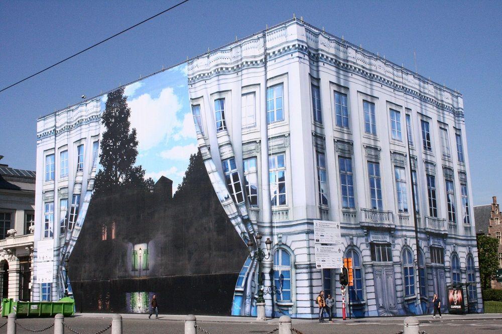 موزه و خانه مگریته بلژیک - Magritte Museum & Magritte House Museum - رزرو آنلاین بلیط بلژیک