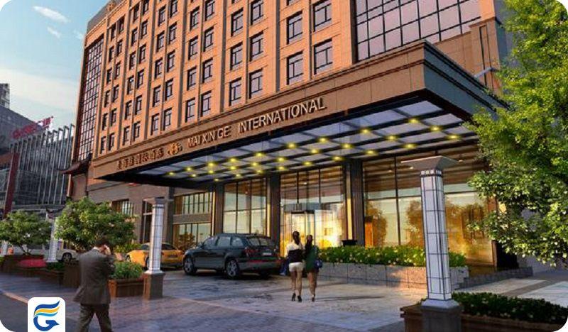 گارانتی هتل های شانگهای