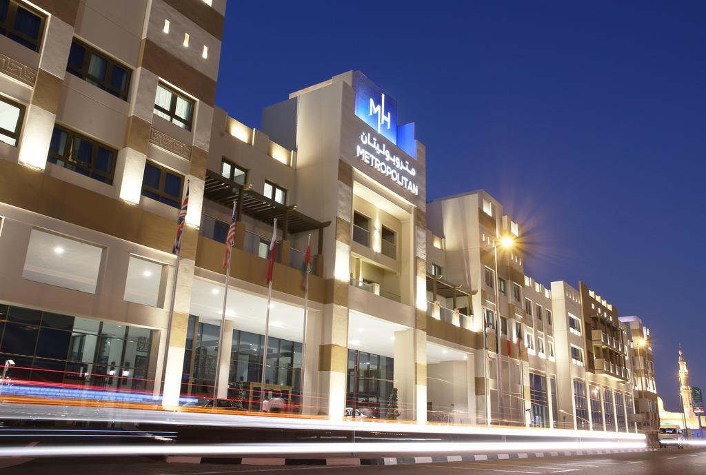 هتل متروپولیتن دبی Metropolitan Hotel Dubai- ارزانترین هتل 4 ستاره دبی
