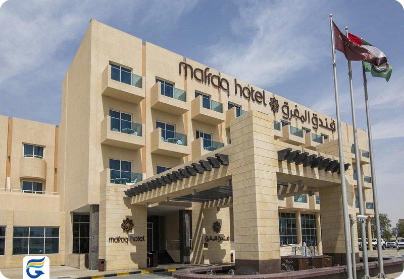سوئیت ارزان در ابوظبی