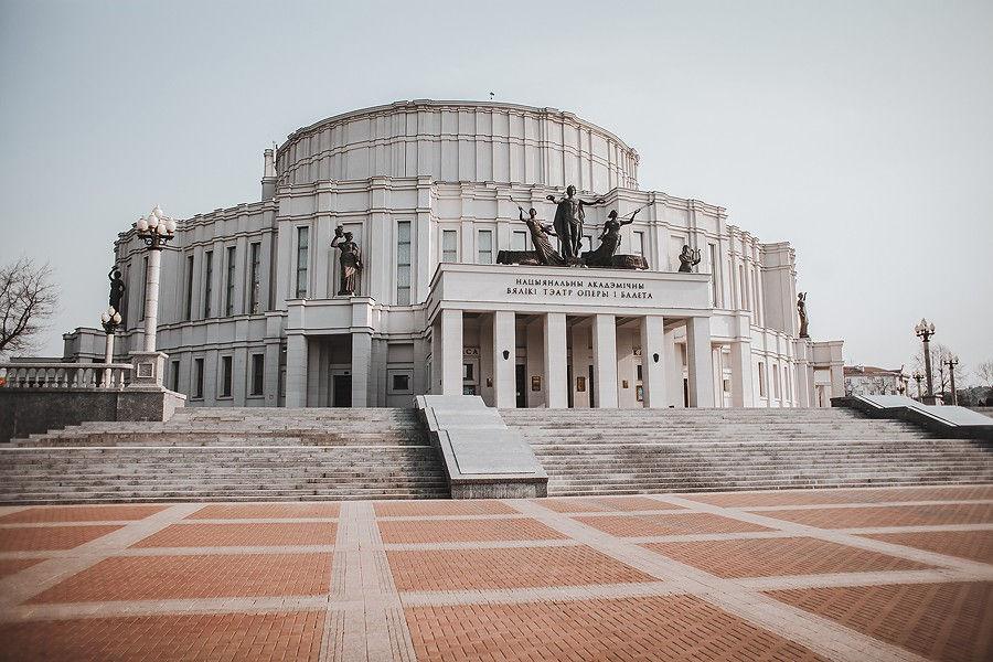 تئاتر اپرا و رقص باله ملی دانشگاهی National Academic Bolshoi Opera and Ballet Theatre