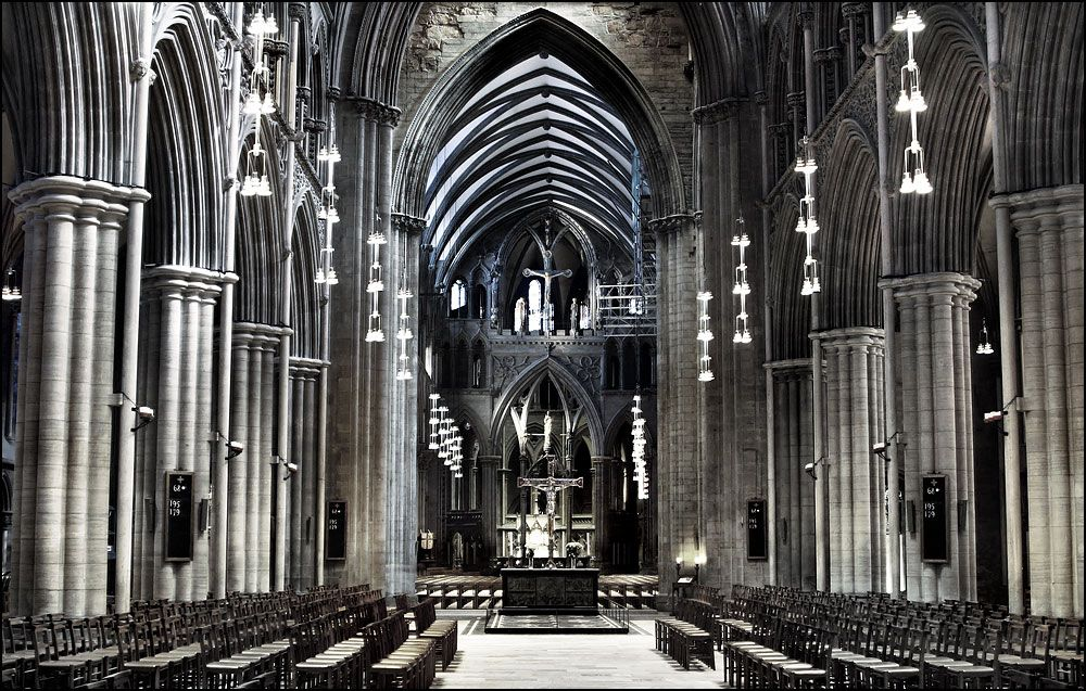بلیط دقیقه 90 نروژ - کلیسای جامع نروژ Norwegian Cathedral