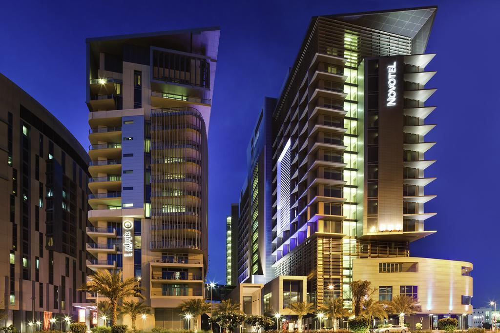 هتل نووتل ابوظبی آل بوستان