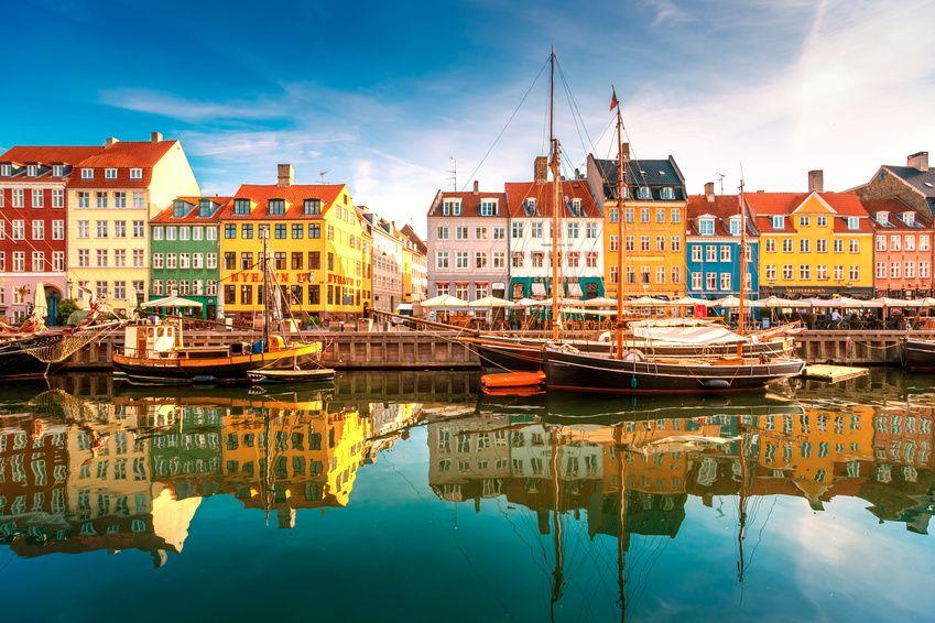 نیهاون دانمارک Nyhavn - برنامه و بروزهای پروازهای دانمارک