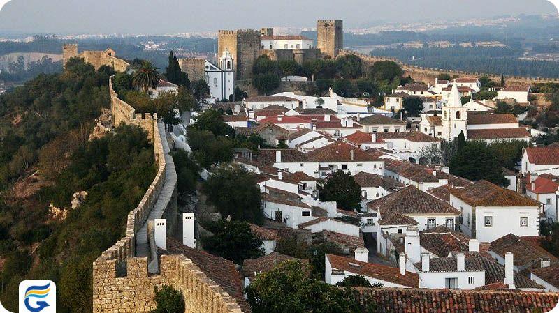 کمترین قیمت پروازهای پرتغال