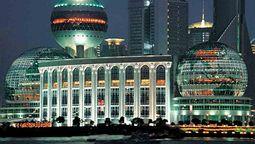 هتل اورینتال ریور ساید شانگهای چین
