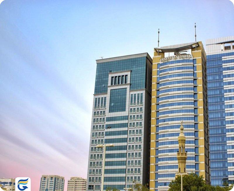 هتل پاراگون ابوظبی Paragon Hotel - بهترین هتل 3 ستاره ابوظبی