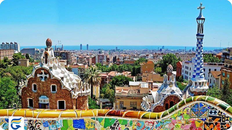 هزینه سفر هوایی به اسپانیا