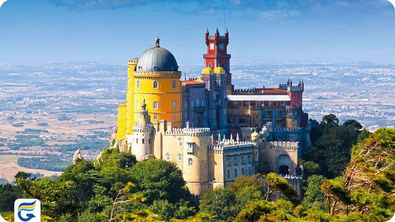 اطلاعات پروازهای پرتغال