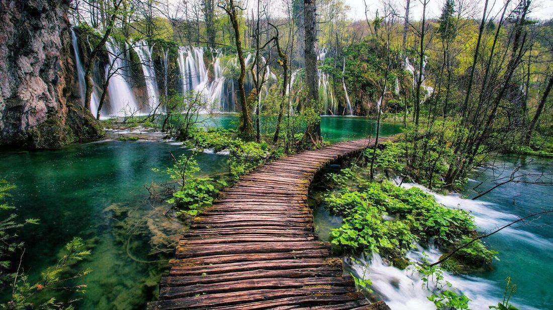 پارک ملی پلیتیس لیکس کرواسی Plitvice Lakes National Park - بلیط ارزان قیمت کرواسی