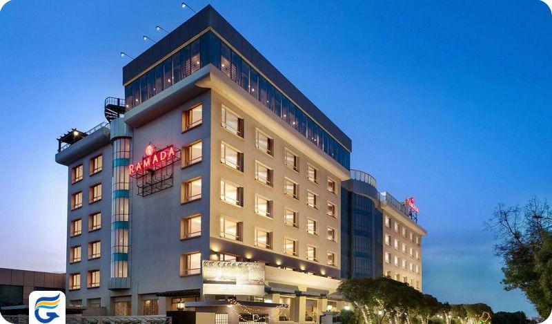 هتل یونانی رامادا کراچی