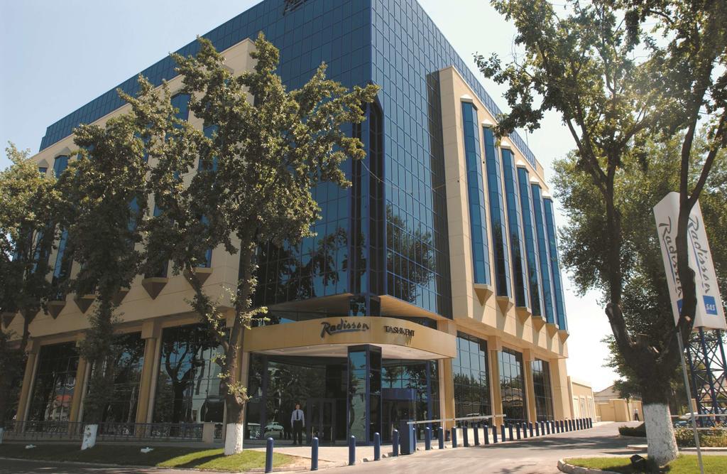 هتل رادیسون بلو تاشکند - نزدیکترین هتل به فرودگاه تاشکند